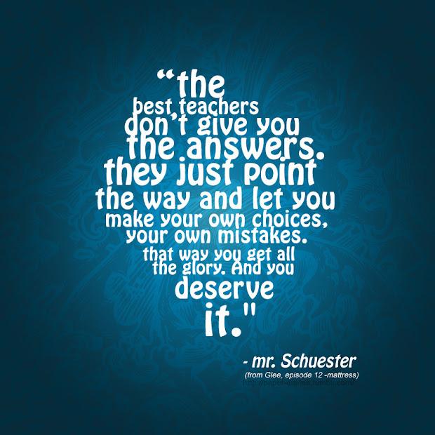 Famous Quotes Teachers