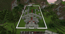 MineCraft with myZx: Building a small church