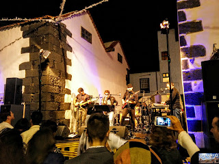 Lanzarote Nuit blanche à Teguise
