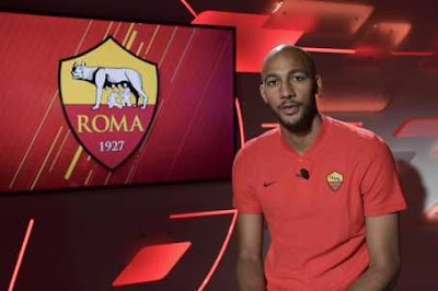OFFICIAL: AS Roma Sign Steven Nzonzi From Sevilla - wittysports