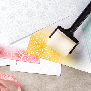 Sponge brayer zena kennedy independent stampin up demonstrator