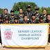Tanuan Team Philippines won gold against Texas at the Senior League Softball World Series Championship