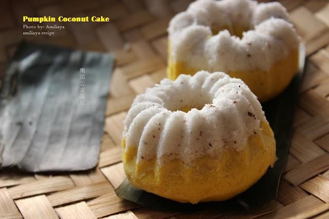 Pumpkin Coconut Cake