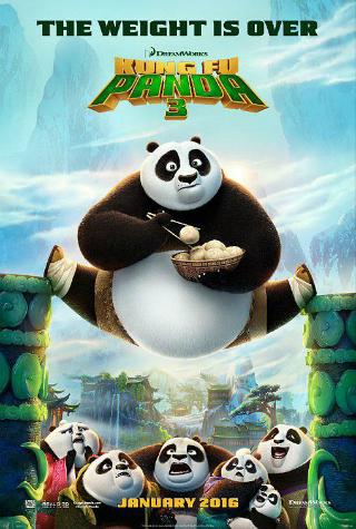 Kung Fu Panda 3 [2016] [DVDR] [NTSC] [Custom] [Latino]