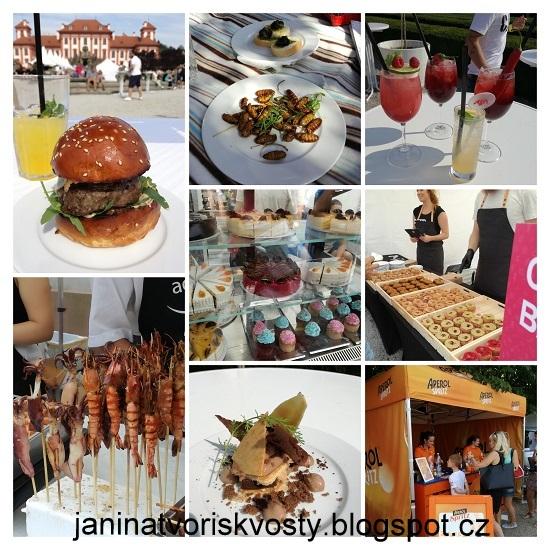 obžerství, fotoreport, festival jídla