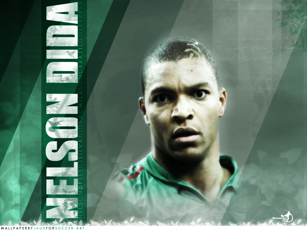 The One Stop Football Nelson Dida Wallpaper
