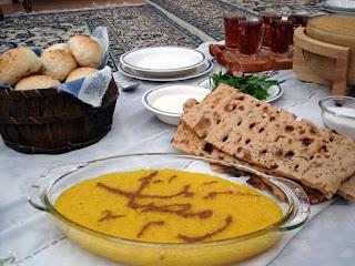 Iranian Sangak