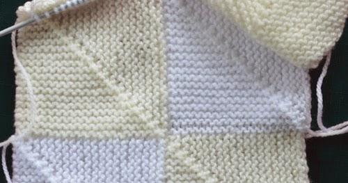 Domino Knitting Blanket Pattern : Beautiful Skills - Crochet Knitting Quilting : Domino Baby ...