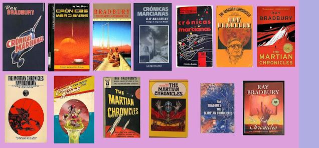 Reseña de la novela compuesta de ciencia ficción Crónicas marcianas, de Ray Bradbury