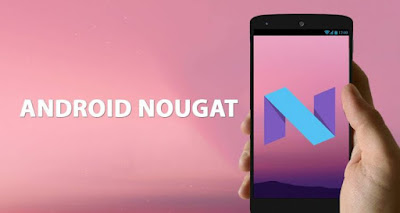 الهواتف المتوافقة مع Nougat 7