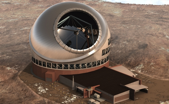thirty meter telescope in hawaii