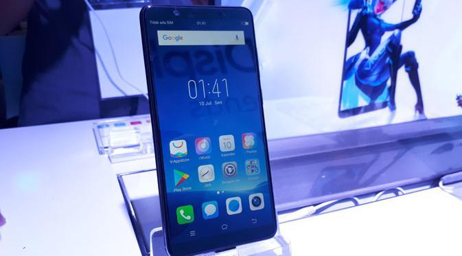Vivo Siap Produksi Smartphone Dengan Sidik Jari Di Layar