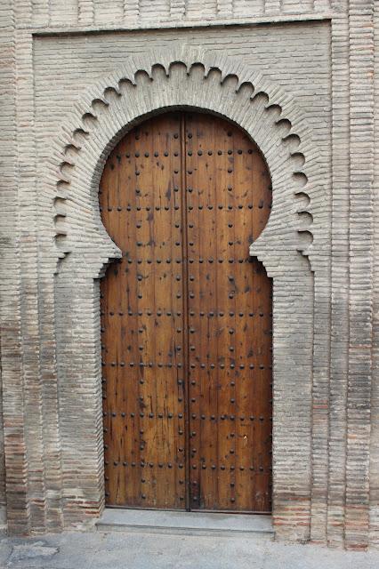 Toledo´s door