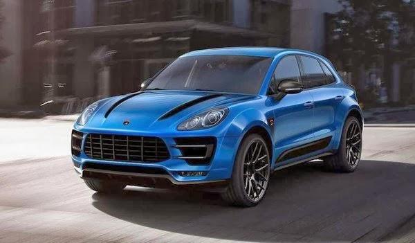 цена Porsche Macan в России