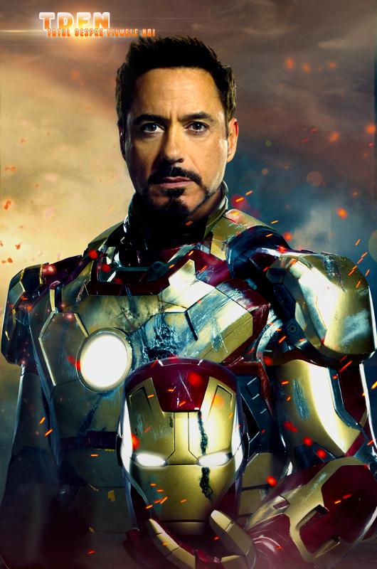 Poster exclusiv Iron Man 3