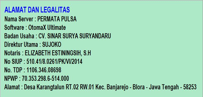 Image Result For Agen Pulsa Fitur Sms Buyer