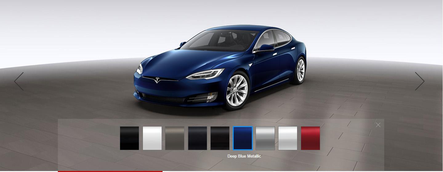 Tesla Model S Facelift (2017) 20
