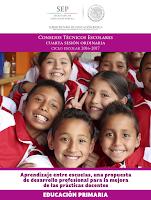 Consejos Técnicos Escolares - Cuarta sesión ordinaria primaria ciclo escolar 2016-2017