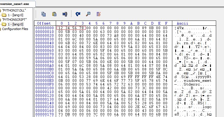 Reverse Engineering of Python built executables ~ Malware analysis