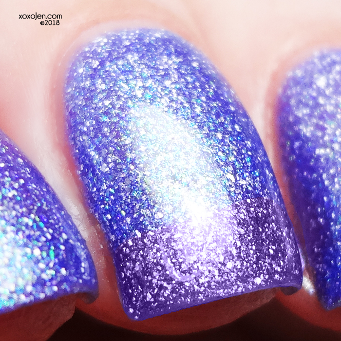 xoxoJen's swatch of Great Lakes Lacquer There Is Also Life
