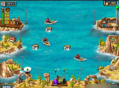 優達漁夫(Youda Fisherman),可愛趣味的策略模擬經營!