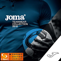 Catalogue Joma 2016