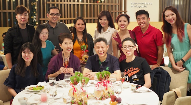 My Big Happy Family of Bloggers