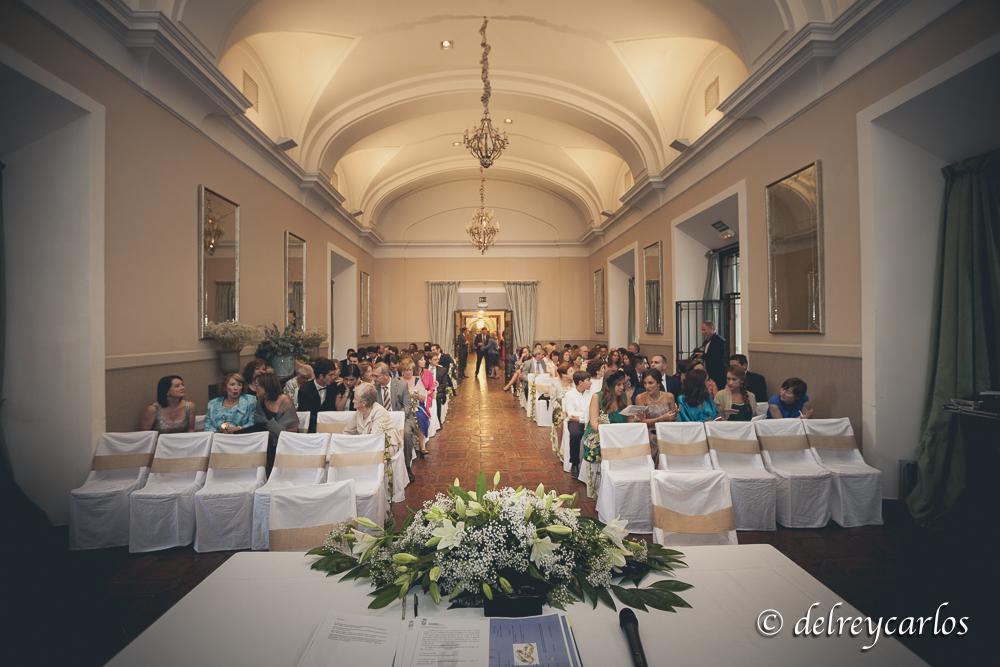 Fot grafo de bodas de madrid ceremonia civil - Casa monico bodas ...
