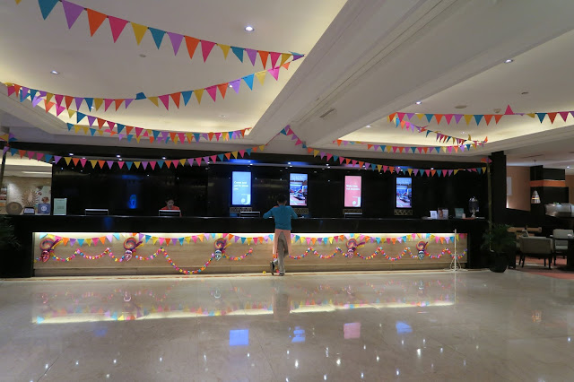 Hotel Jen Anniversary