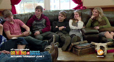 new episode of Bringing Up Bates