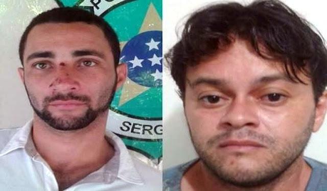 Três bandidos que explodiam bancos morrem em confronto com a polícia sergipana, dois presos