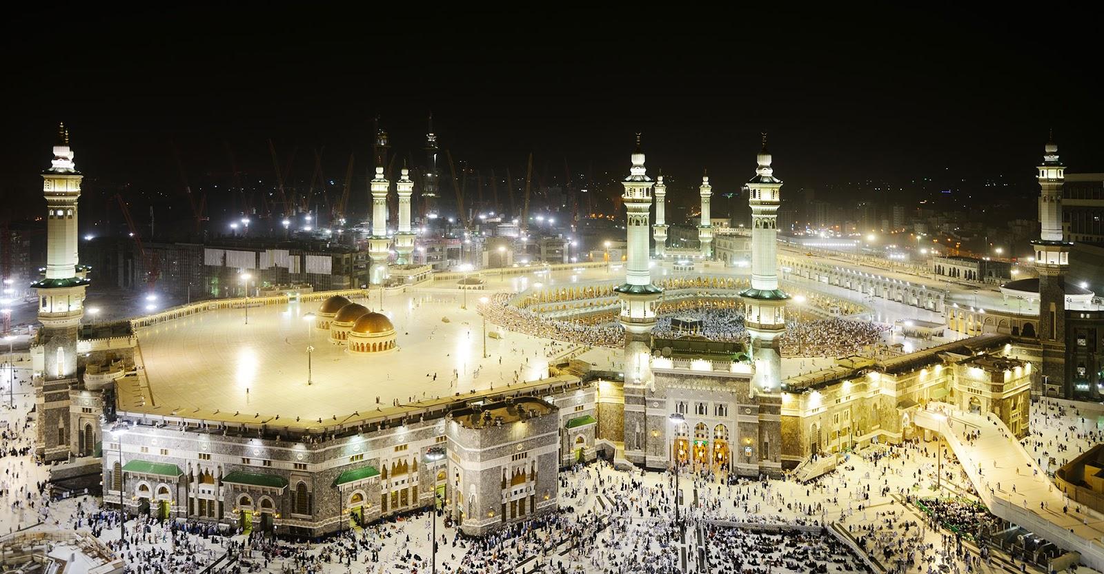 Umrah Banner: British Hajj & Umrah Services
