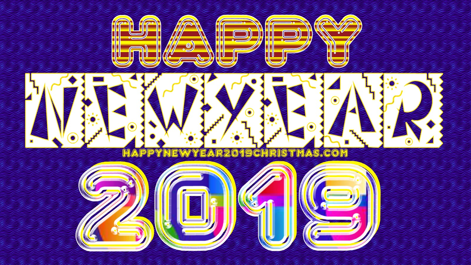 Happy New Year 2019 Facebook Status messages | Happy New Year 2019 ...