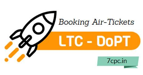 air-tickets-ltc-dopt-order