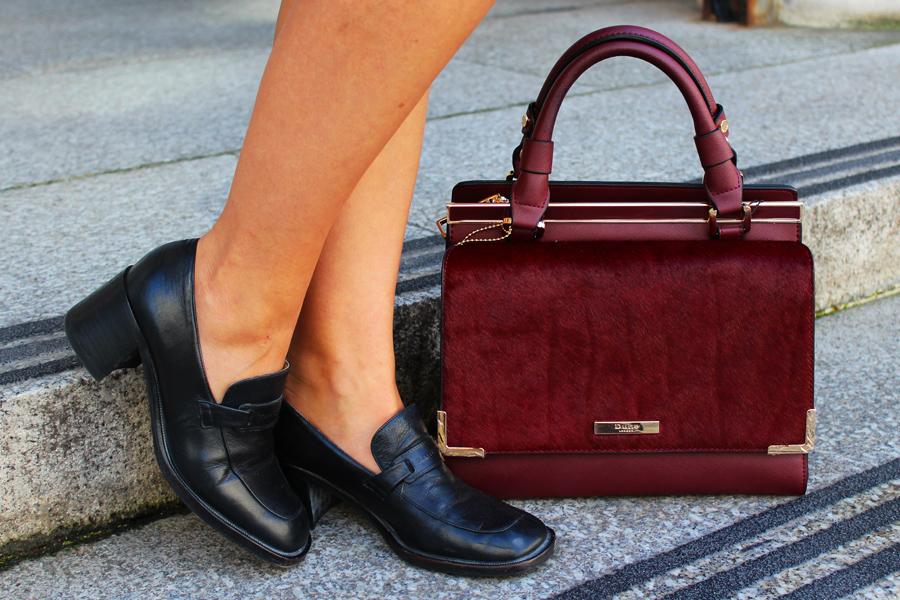 london fashion week shoes vintage