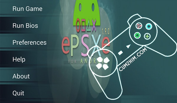 ePSXe for Android v2.0.7 Apk + Bios Terbaru dan Tutorial