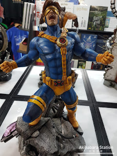 XM Studios Cyclops (Version B) - Two Torso 1/4 Premium Collectibles Statue