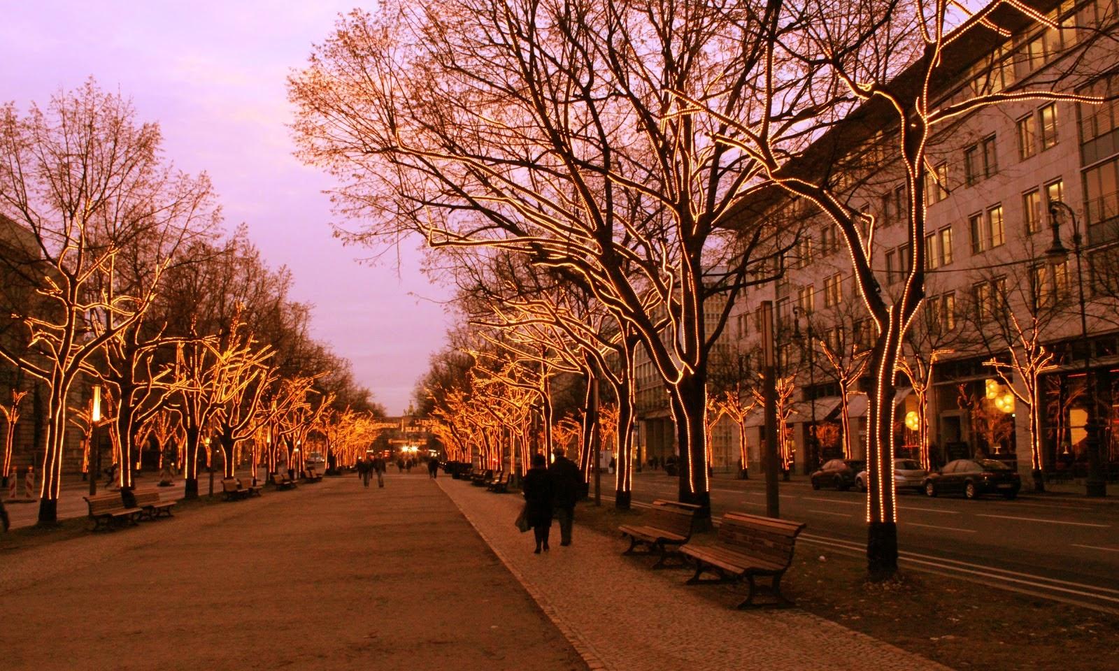 Świąteczny klimat w Berlinie [2012]