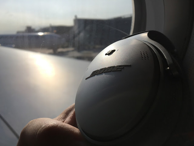 最能考驗降噪耳機性能的飛機航程