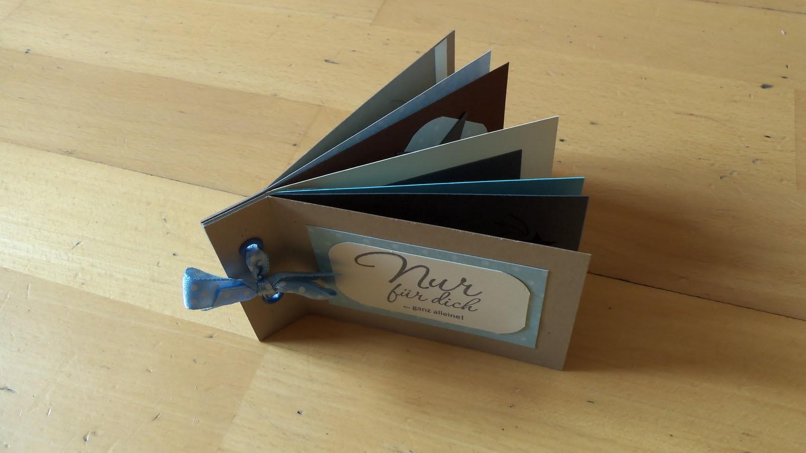sabines stempelwelt kleines fotoalbum. Black Bedroom Furniture Sets. Home Design Ideas