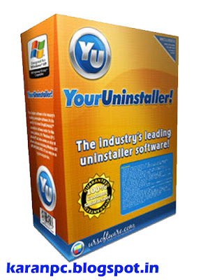 Your Uninstaller! Pro 7.4.2012.5