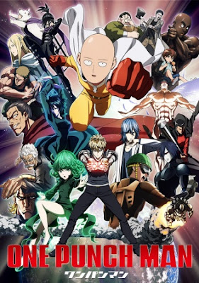 One Punch Man BD Episode 01 - 12 Subtitle Indonesia