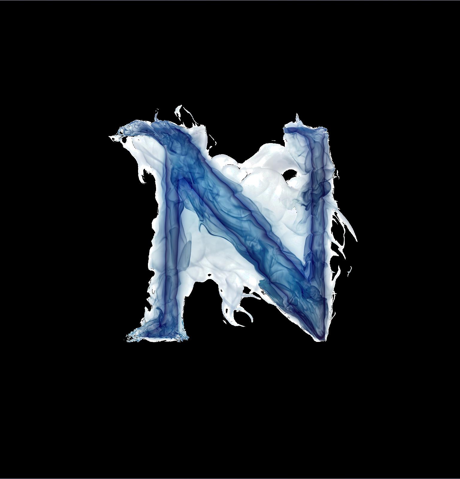 Misterioso Alfabeto Azul
