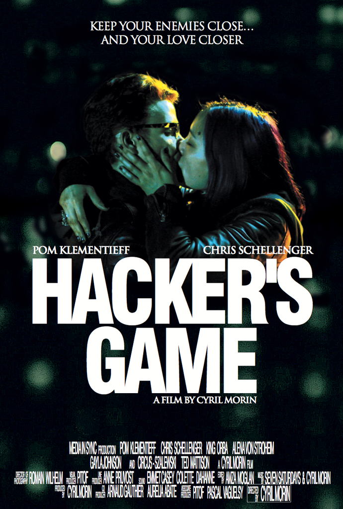 Hacker's Game (2015) ταινιες online seires oipeirates greek subs