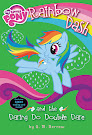 My Little Pony Rainbow Dash and the Daring Do Double Dare Books