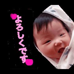 My cute daughter