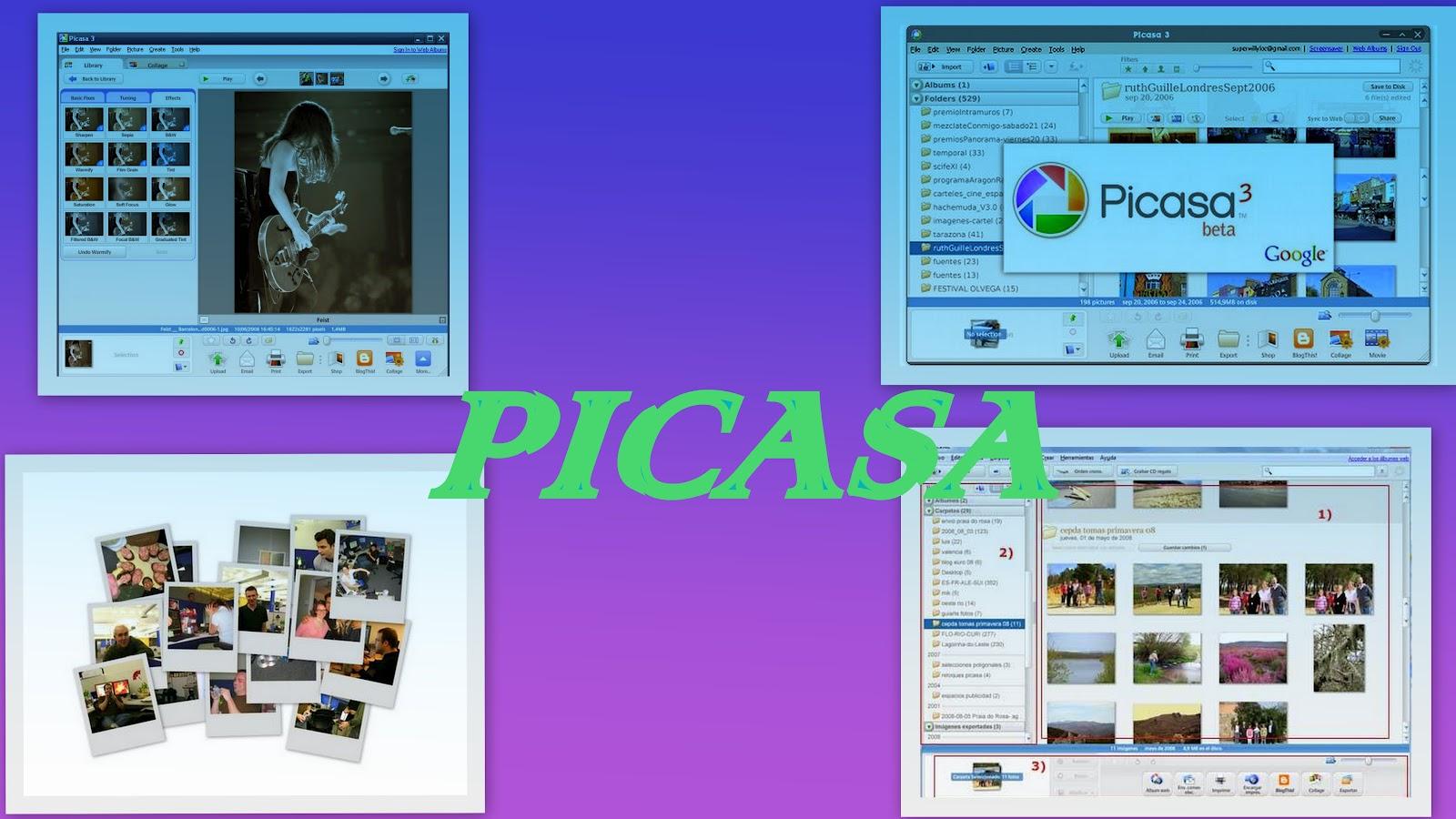 picasa 2012