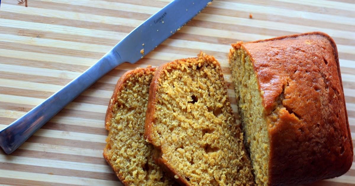 La Belle Vie Pumpkin Bread