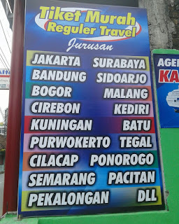 Tiket Murah Reguler Travel