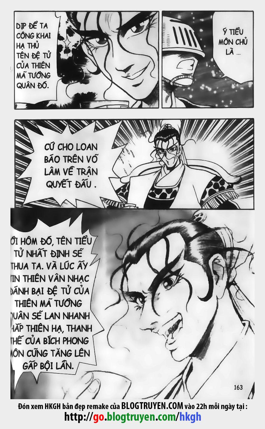 Hiệp Khách Giang Hồ Chap 047